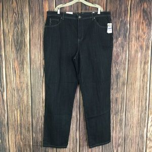Style & Co Denim Jeans Tummy Control Tappered Leg